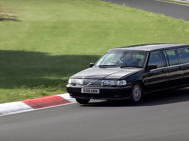 Reminder: You Can Drive Weird Crap On The Nürburgring Too