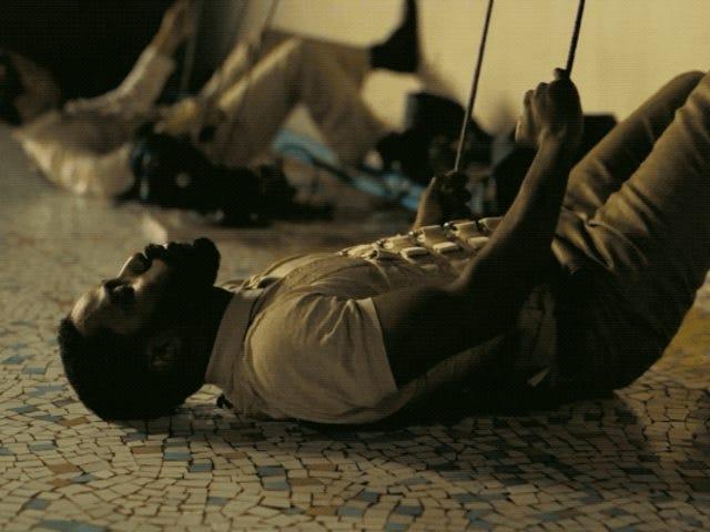 Tenet-trailern, Christopher Nolans nya spionfilm som spelar med tiden
