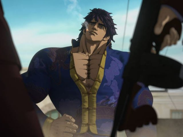 Fist of the Blue Sky gets a second season