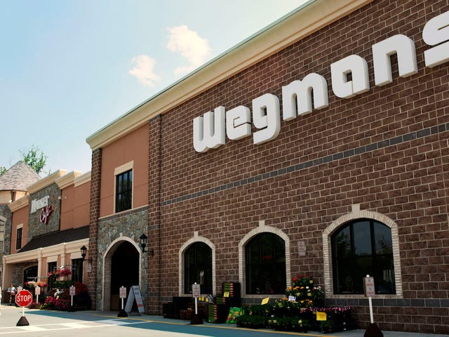 Someone Is Putting Photos of Aborted Fetuses Into Diapers at Wegmans
