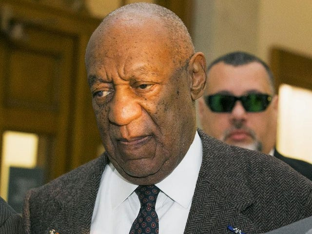 For the 'But-But-But, What About Harvey Weinstein?!' Brigade When Bill Cosby Being Found Guilty Is Too Much