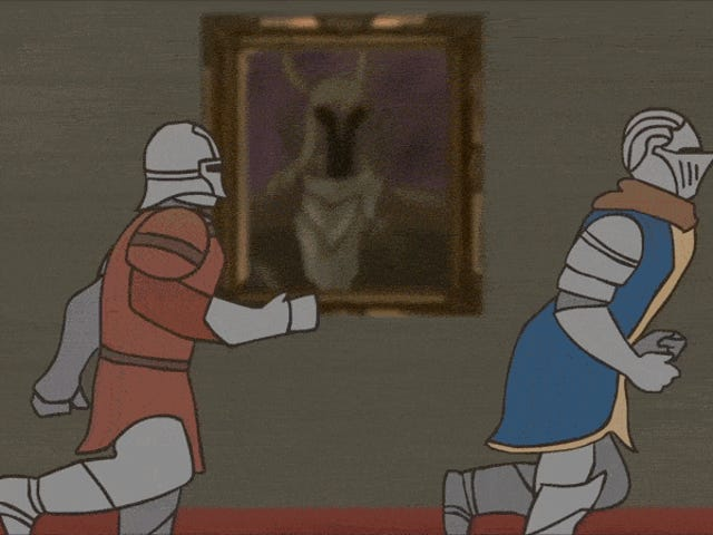 Fan Spent Two Years Animating His Journey Through Dark Souls II
