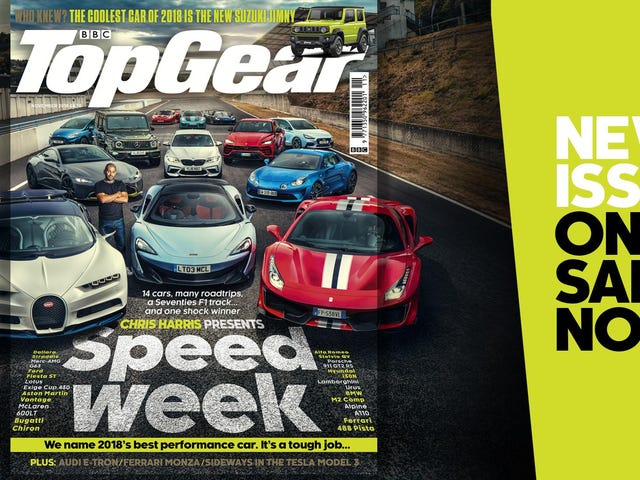 Top Gear is doing Speed Week and WHERE DID THEY GET THE CHIRON?!