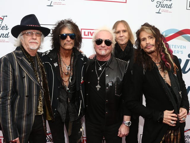 Aerosmith drummer Joey Kramer sues band for keeping him from performing at Grammys