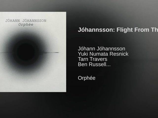 Track: Vol de la ville |  Artiste: Jóhann Jóhannsson |  Album: Orphée