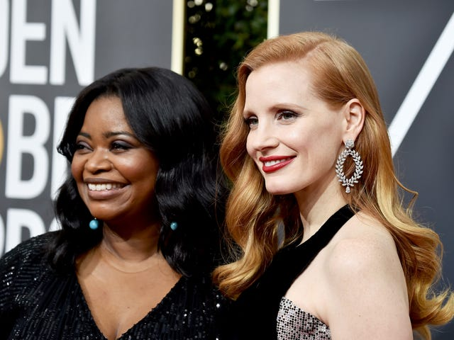 This Is How You Use Your Privilege: How Jessica Chastain Helped Octavia Spencer Earn Her Worth