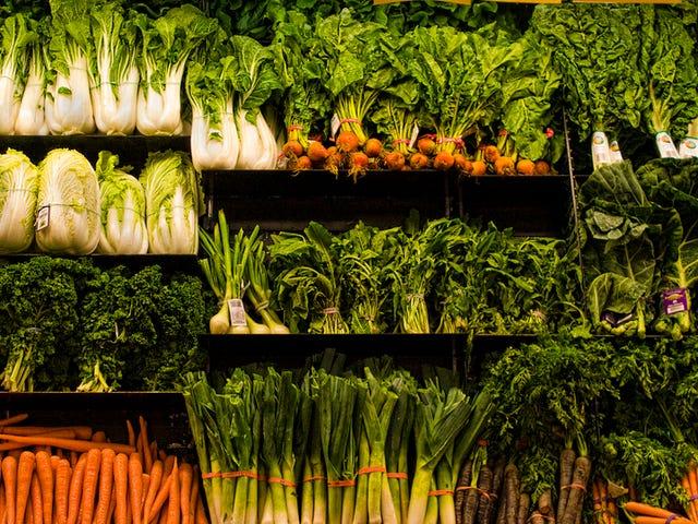 Aquí está lo que comeremos en 2050 y lo que no comeremos