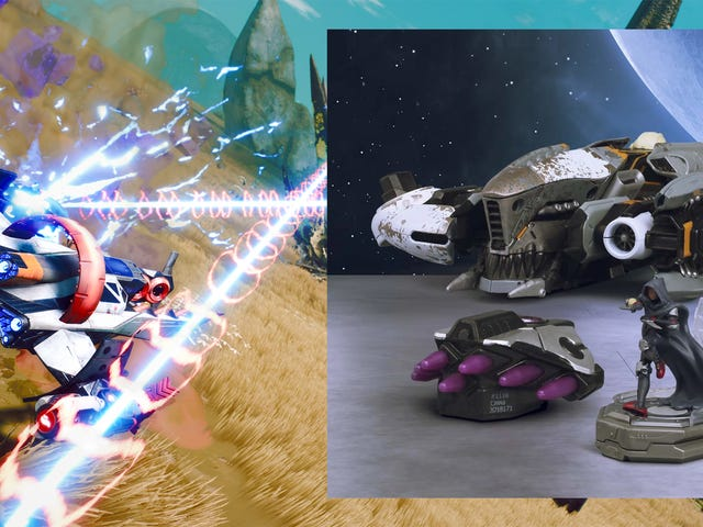 Ubisoft's <i>Starlink</i> Won't Get Any New Toys