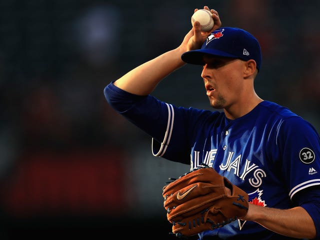 Aaron Sanchez Says He's Been Out For Two Months Because A Suitcase Hurt His Finger