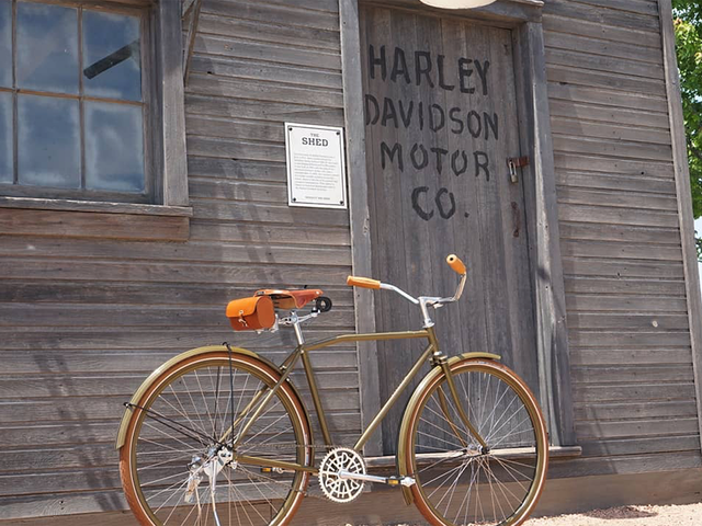 La última creación de Harley Davidson es una bicicleta vintage sin marchas que cuesta 4.200 dólares