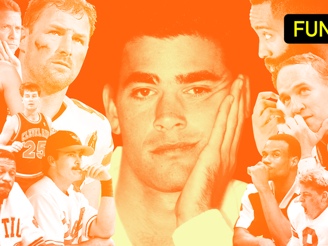 The 19 Boringest Athletes Of All Time