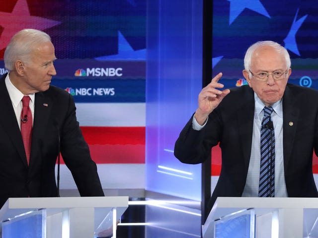 Joe Biden Says No Scientists Back Bernie Sanders' Climate Plan. He's Wrong