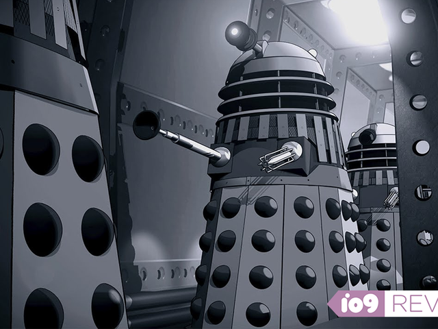 'Power of the Daleks' Is an Amazing Moment in Doctor Who History