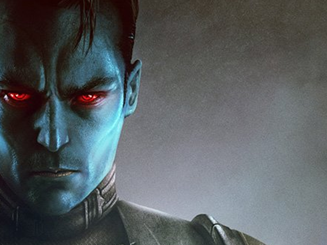 Witness the First Time Thrawn Encounters a Familiar Star Wars Hero in This New Novel Excerpt
