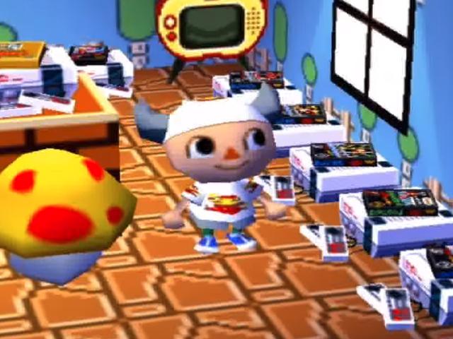<i>Animal Crossing</i> On GameCube Sebenarnya Bisa Memainkan Game NES