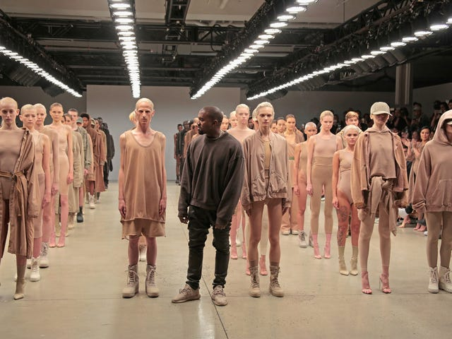 Yeezy Taught Him: A Theory on How the Yeezy Mauve's Poor Sales May Have Rescued Kanye From the Sunken Place