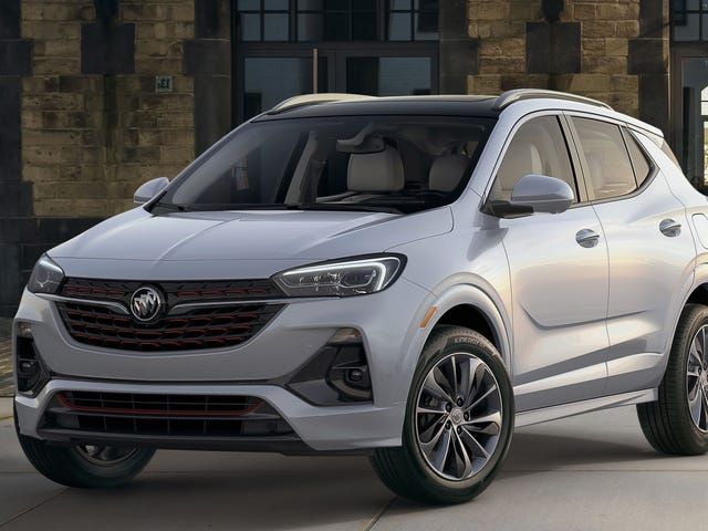 Its worst than we thought: here's the Buick Encore GX
