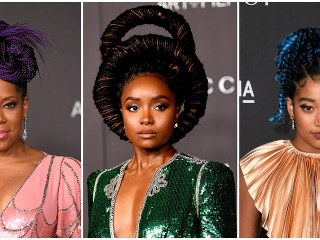 High Art: Black Hollywood—and Black Hair—Got Creative for the 2019 LACMA Gala