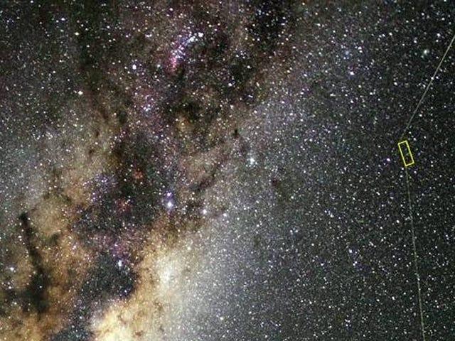 Các nhà thiên văn học đã vấp phải một trong những ngôi sao cổ xưa nhất trong vũ trụ