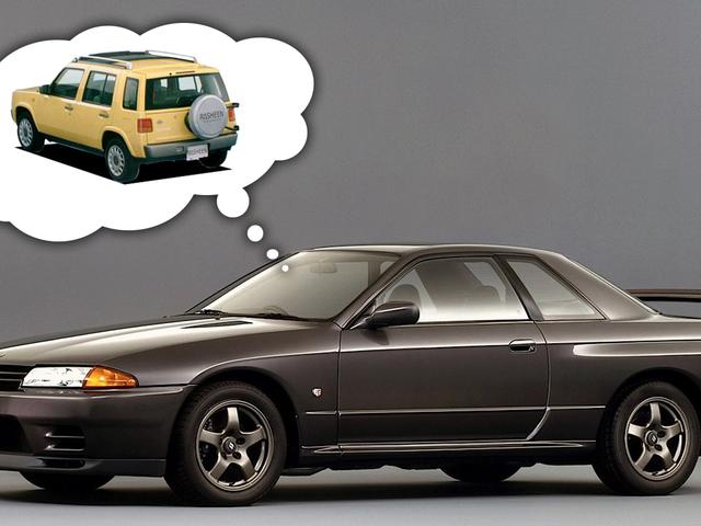 Ce sont dix voitures que vous devriez importer maintenant, mais personne ne le fait