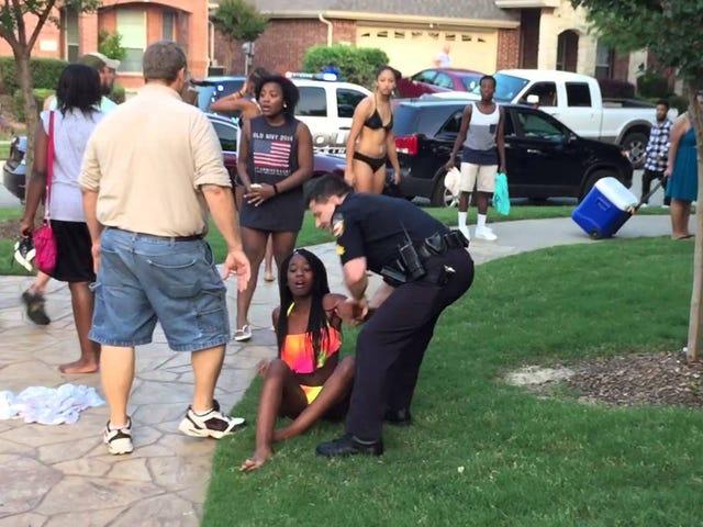 Apa yang Mereka Kanak-Kanak Di McKinney Harus Dilakukan Untuk Mencegah Polis Daripada Menyerang Mereka