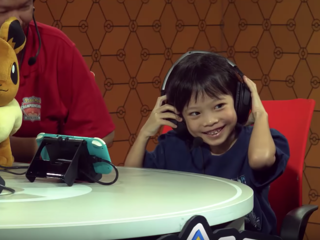 Seven-Year-Old Wins A Pokémon Championship, Makes Everyone A Fan