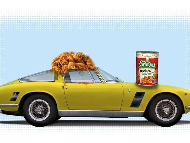 Would You Rather: Boyardee or Social Pariah Edition