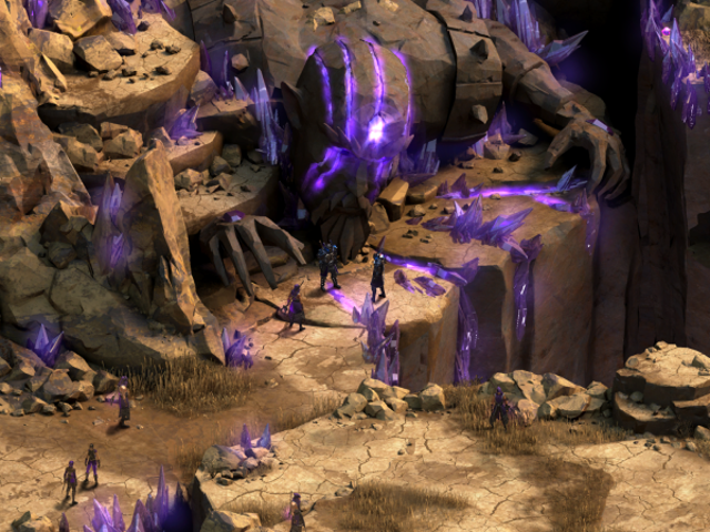 <i>Tyranny </i>Emerged From The Game That Nearly Sank Obsidian