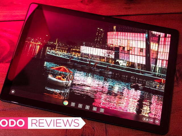 The Google Pixel Slate Is a Brilliant Chrome OS Response to the iPad