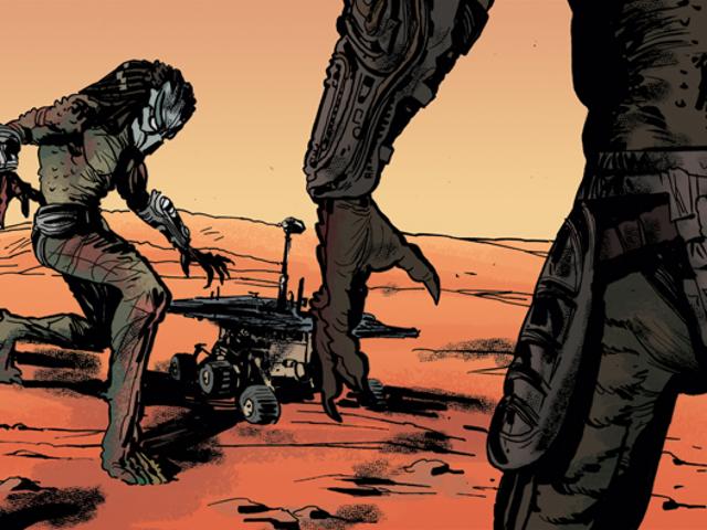 शिकारियों ने इस विशेष रूप से Archie vs Predator 2 अंदर विशेष रूप से बहुत दूर चला गया है