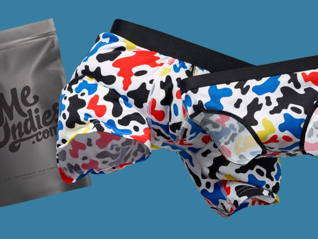Enhance Your Essentials With Adventurous Styles From MeUndies (20% Off)
