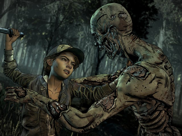 "Telltale Says ""Potential Partners"" Could Finish The Walking Dead"