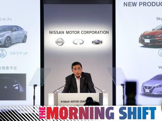 Perkara yang Sangat Buruk di Nissan