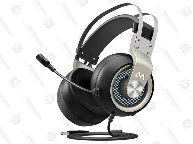 It Finally Happened: A 7.1 Gaming Headset Fell Below $20.
