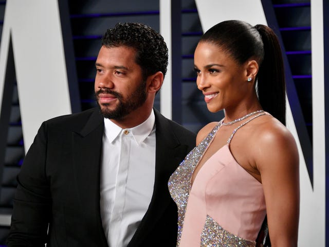 Russell Wilson Buys Mom a House, Loves Ciara and Continues to Dunk on Future