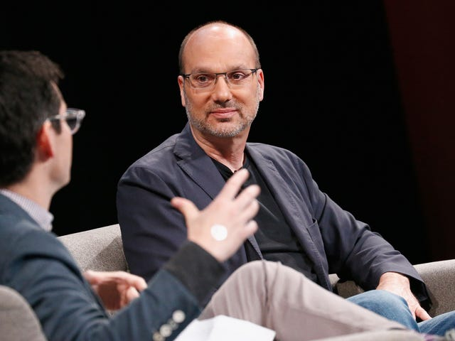 Google Shareholders Sue Over Andy Rubin's Reported $90 Million Golden Parachute