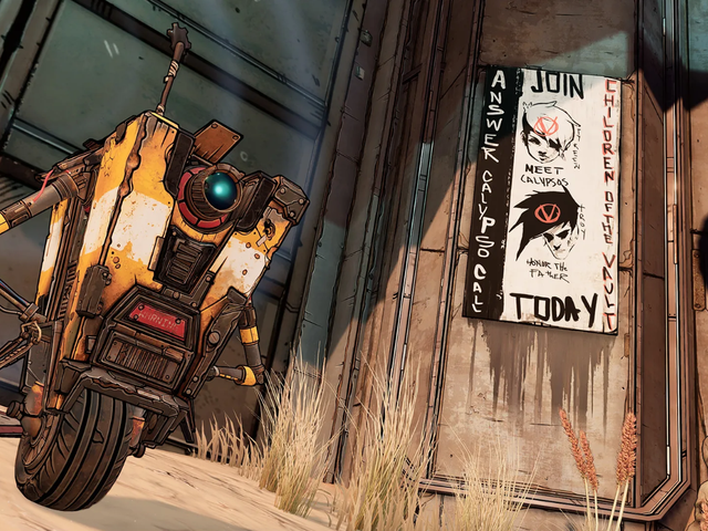Eli Roth to direct adaptation of the Borderlands games