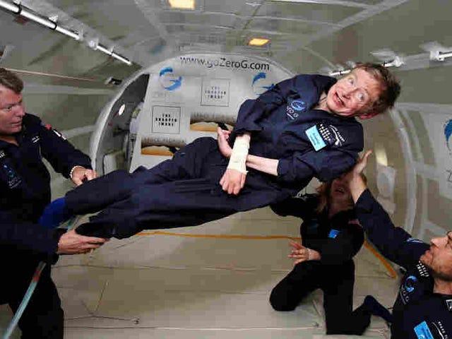 Stephen Hawking, mort à 76 ans