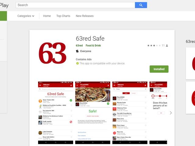 MAGA Dude skaber app til afstemning om, hvorvidt en lokal virksomhed er et konservativt sikkert rum