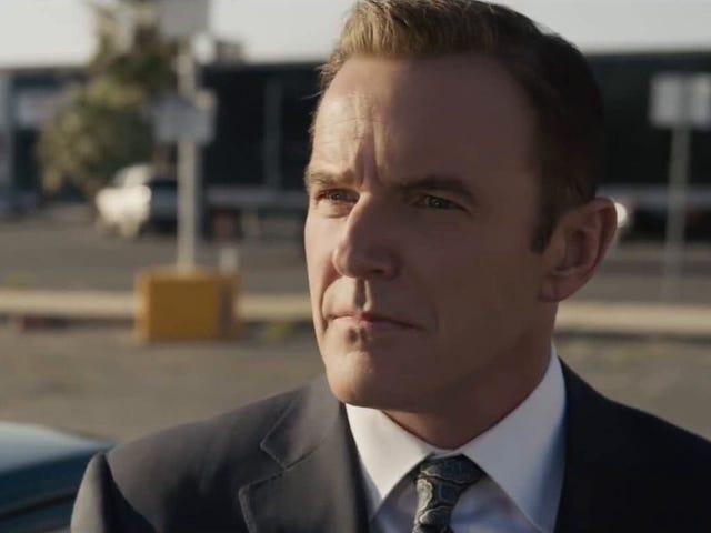 <i>Captain Marvel</i> Clark Gregg του <i>Captain Marvel</i> ανοίγει για την βαθιά του σύνδεση με τον πράκτορα Coulson