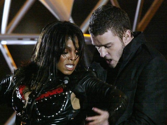 Les Moonves próbowali zniszczyć karierę Janet Jackson po awarii szafy ... Ale wybaczyłem Justinowi
