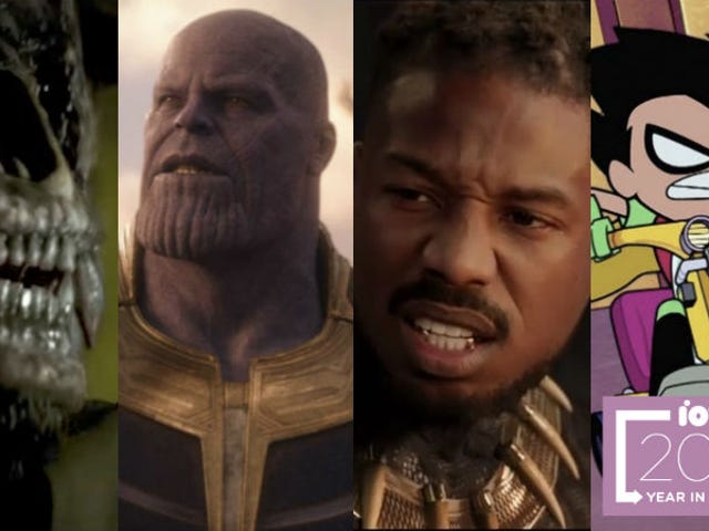 The Best, Worst, and MostUnforgettable Movie Moments of 2018