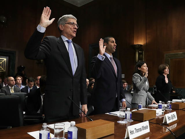 The FCC Passes New Rules to Protect Consumer Data From ISPs