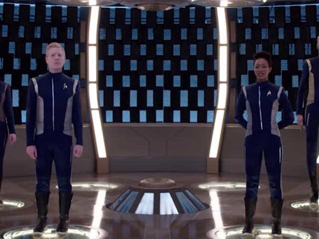 The Star Trek: Discovery Cast ร้องเพลง Ode to Nerds ในการล้อเลียน Rent นอกโลก