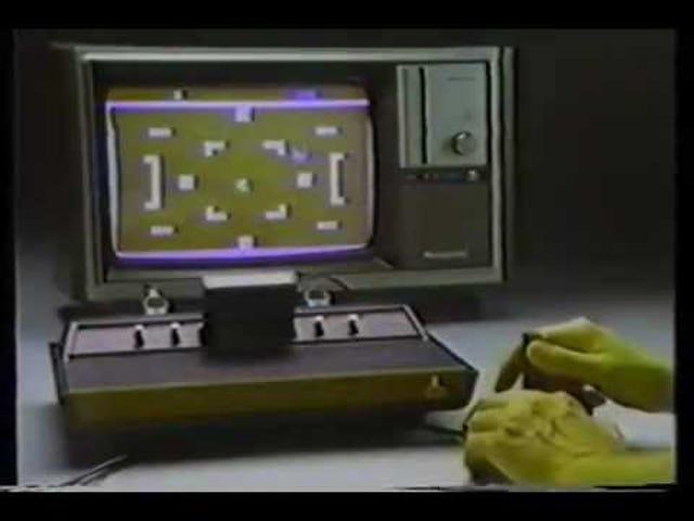 Późny TAY Retro: Atari 2600 |  Celowanie i sprzedaż dźwięku |  Reklama telewizyjna (NA)