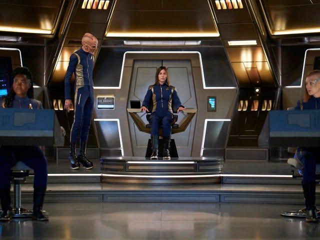 """你想的越少,"""" <i>Star Trek: Discovery</i> """"就越有趣"""