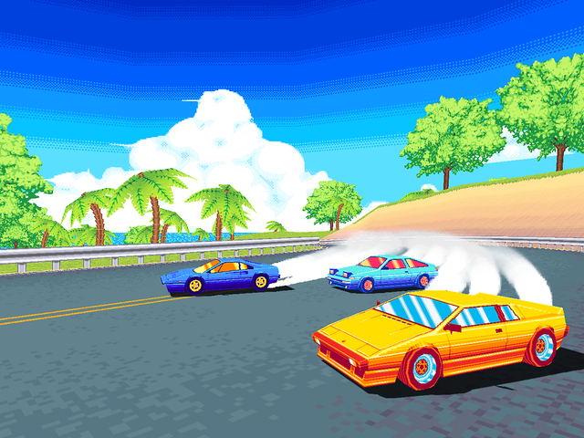 Two Guys Are Making the Coolest Racing Game I've Ever Seen