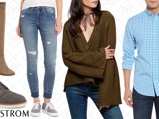 Nordstrom's Winter Sale Means Up to 40% Off Tons of Styles
