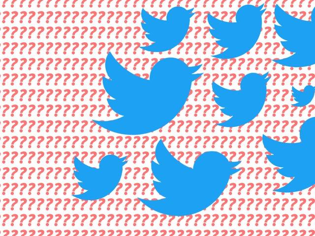有人还在推特上工作吗?
