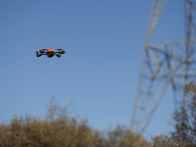 The FAA Will Ban Drones From Flying Near Nuclear Research Labs, for Some Reason